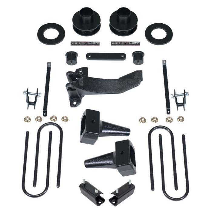 2008-2010 Super Duty F250 6.4L 4WD ReadyLIFT Series 3 SST Lift Kit - 2.5