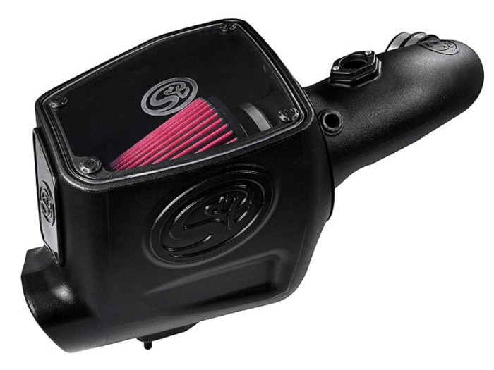 2008-2010 F250 & F350 S&B Cold Air Intake (Oiled)