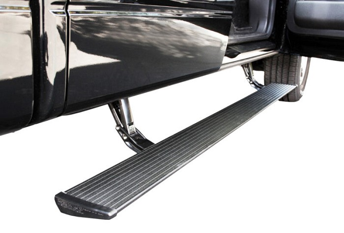 1999-2001, 2004-2007 F250 & F350 AMP Research PowerStep Running Boards