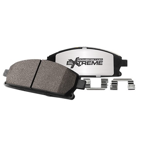2012 F250 & F350 Power Stop Z36 Extreme Truck & Tow Front Brake Pads