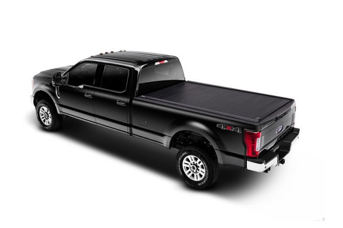 1999-2007 F250 & F350 RetraxPRO MX Tonneau Cover 6.5ft Short Bed With Stake Pockets