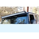 ANZO Rugged Vision 52 Inch Off-Road LED Light Bar - White - Spot 03