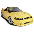 1999-2004 Mustang GT Cervini's Stalker 10-Piece Body Kit 01