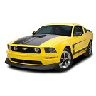 07-09 Mustang Cervini's B2 12-Piece Body Kit - Coupe 01