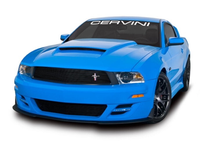 10-12 Mustang Cervini's Stalker Body Kit