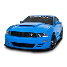 10-12 Mustang Cervini's Stalker Body Kit 20