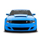 10-12 Mustang Cervini's Stalker Body Kit 22