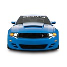 10-12 Mustang Cervini's Stalker Body Kit 21