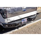 2009-2014 F150 & Raptor ADD Dimple Rear Off-Road Bumper No Sensors 16