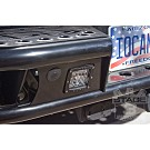 2009-2014 F150 & Raptor ADD Dimple Rear Off-Road Bumper No Sensors 17