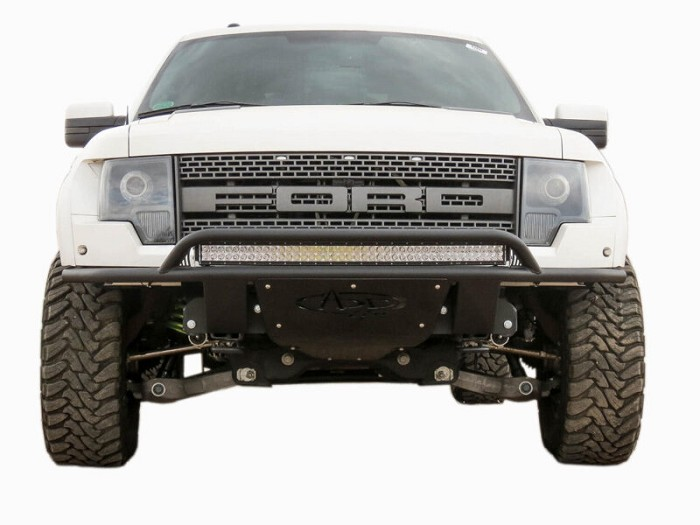 2010-2014 SVT Raptor ADD Lite Series Front Bumper (With Top Hoop)