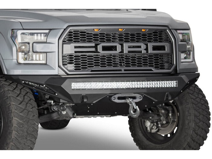 2015-2017 F150 ADD Stealth Fighter Front Off-Road Bumper With Winch