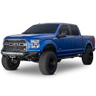 2015-2017 F150 ADD Stealth Fighter Front Off-Road Bumper With Winch 03