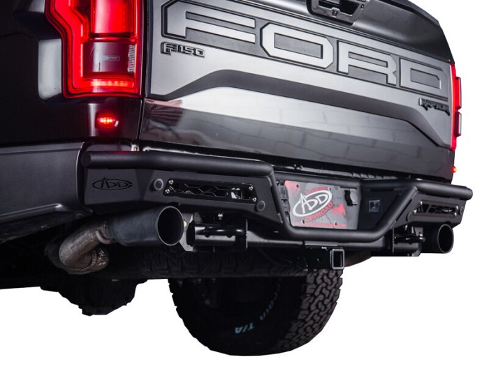 2017-2019 Raptor ADD Stealth R Rear Off-Road Bumper