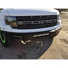 2010-2014 SVT Raptor ADD Venom Paneled Front Off-Road Bumper No Winch 21