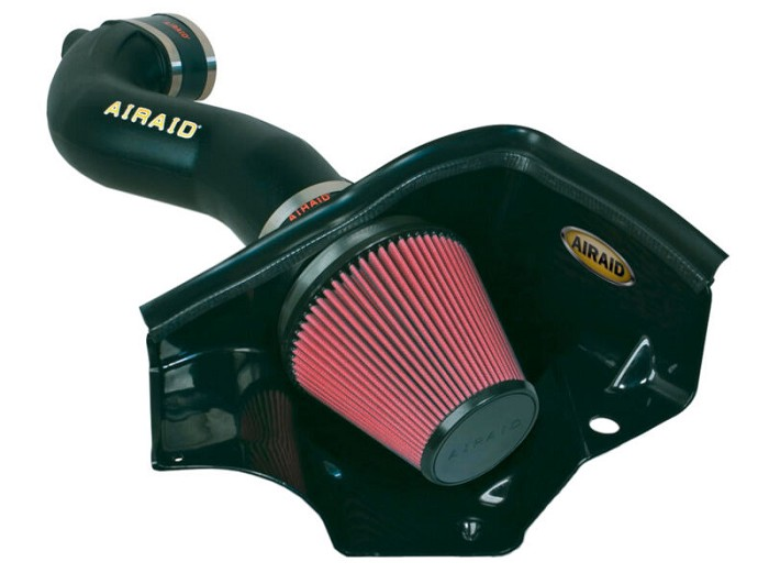 2005-2009 Mustang GT 4.6L AIRAID SynthaFlow Cold Air Intake (Oiled)
