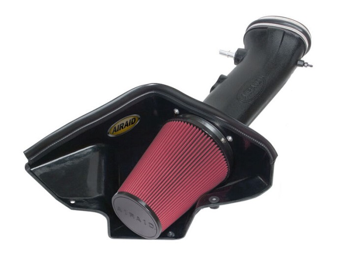 07-09 Shelby GT500 AIRAID SynthaMax Cold Air Intake (Non-Oiled)