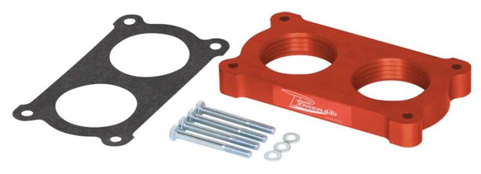 05-09 Mustang GT 4.6L AIRAID PowerAid Throttle Body Spacer