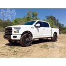 2015-2020 F150 & Raptor AMP Research PowerStep Plug-N-Play Running Boards w/ Light Kit 23