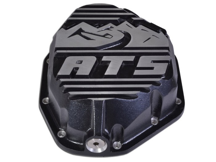 1986-2007 F250 & F350 ATS Protector 12-Bolt Rear Differential Cover