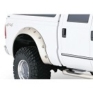 99-10 F250 & F350 Bushwacker Cut-Out Style Fender Flares (Rear 98
