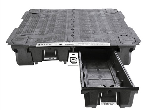2015 2018 F150 Decked Truck Bed Sliding Storage System