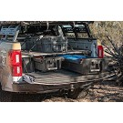 19-21 Ranger DECKED Truck Bed Organizer (5ft Bed) 12