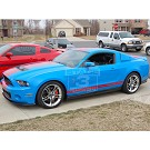 05-14 Mustang GT Wilwood Superlite 6R/CPB 14