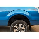 2006-2014 F150 Husky Rear Wheel Well Guards (Pair) 07