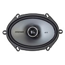 2004-2014 F150 & Raptor Kicker KSC68 6x8 Door Speaker Upgrade Kit - CrewCab & SuperCab 03