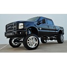 1999-2019 F250 & F350 American Force 22x10 Independence SS8 Wheel - Polished 09