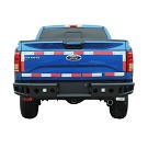 2015-2020 F150 Tubular Steel Rear Bumper with LED Mounts 04