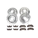 2012-2014 F150 & Raptor Power Stop Z36 Truck & Tow Complete Brake Kit (6-Lug Only) 22