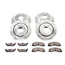 2012-2014 F150 & Raptor Power Stop Z36 Truck & Tow Complete Brake Kit (6-Lug Only) 21