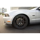 2011-2014 Mustang GT / Boss Power Stop Z26 Street Warrior Brake Kit (Brembo Mustangs) 08