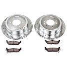 07-10 F250 & F350 SRW 4WD Power Stop Complete Z23 Brake Kit 03
