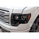 2009-2014 F150 & Raptor S3M Recon Lighting Package (Smoked) 19