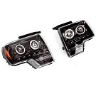 09-14 F150 & Raptor Recon Smoked CCFL Halo Projector Headlights 08