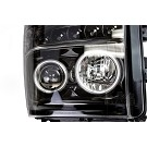 2008-2010 F250 & F350 Super Duty S3M Recon Smoked Lighting Package 11