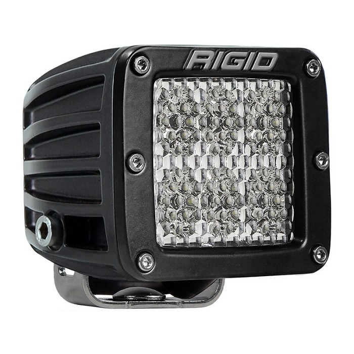 Rigid Industries D2 Pro LED Light - Diffused - Single