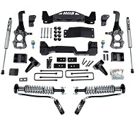 "2017-2018 F150 4WD BDS 4"" Fox Coilover Suspension Lift Kit"