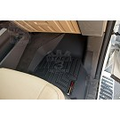 11-16 F250 & F350 Crew Cab WeatherTech Digital Fit Front & Rear Mats 12