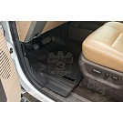 11-16 F250 & F350 Crew Cab WeatherTech Digital Fit Front & Rear Mats 14