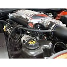 2010-2012 Camaro SS Whipple W175FF Intercooled Supercharger Kit (Polished) 02