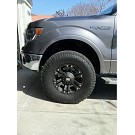 35x12.50R20LT Toyo Open Country A/T II All-Terrain Tire 16