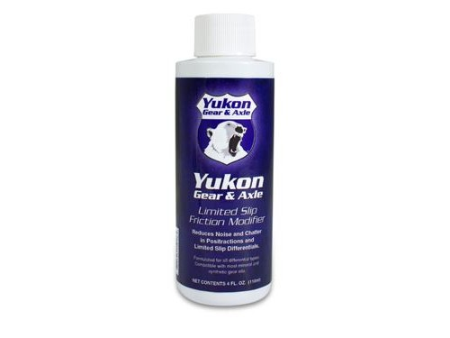 Yukon Gear Clutch-Type Positraction/LSD Friction Modifier