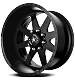 1999-2019 F250 & F350 American Force 22x10 Independence SS8 Wheel - Textured Black