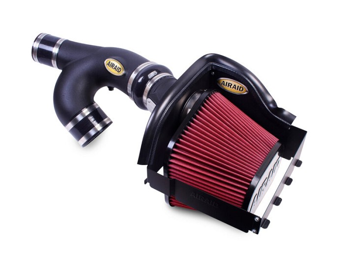 2015-2017 Expedition 3.5L EcoBoost Airaid Complete SynthaFlow Cold Air Intake Kit (Oiled)