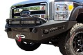 2011-2016 F250 & F350 ADD Honey Badger Winch Mount Front Off-Road Bumper