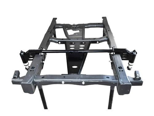 2009-2014 F150 & SVT Raptor ADD Rear Frame Gusset Kit w/ 2.5\